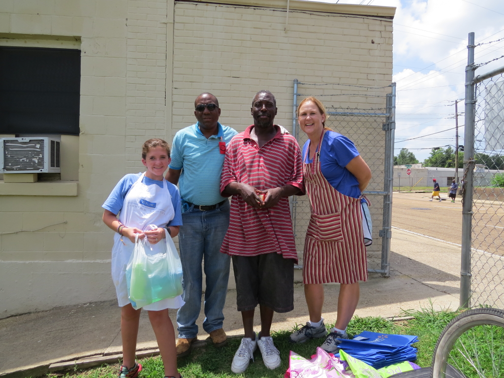 Gateway Rescue Mission - Our Programs - backpacks