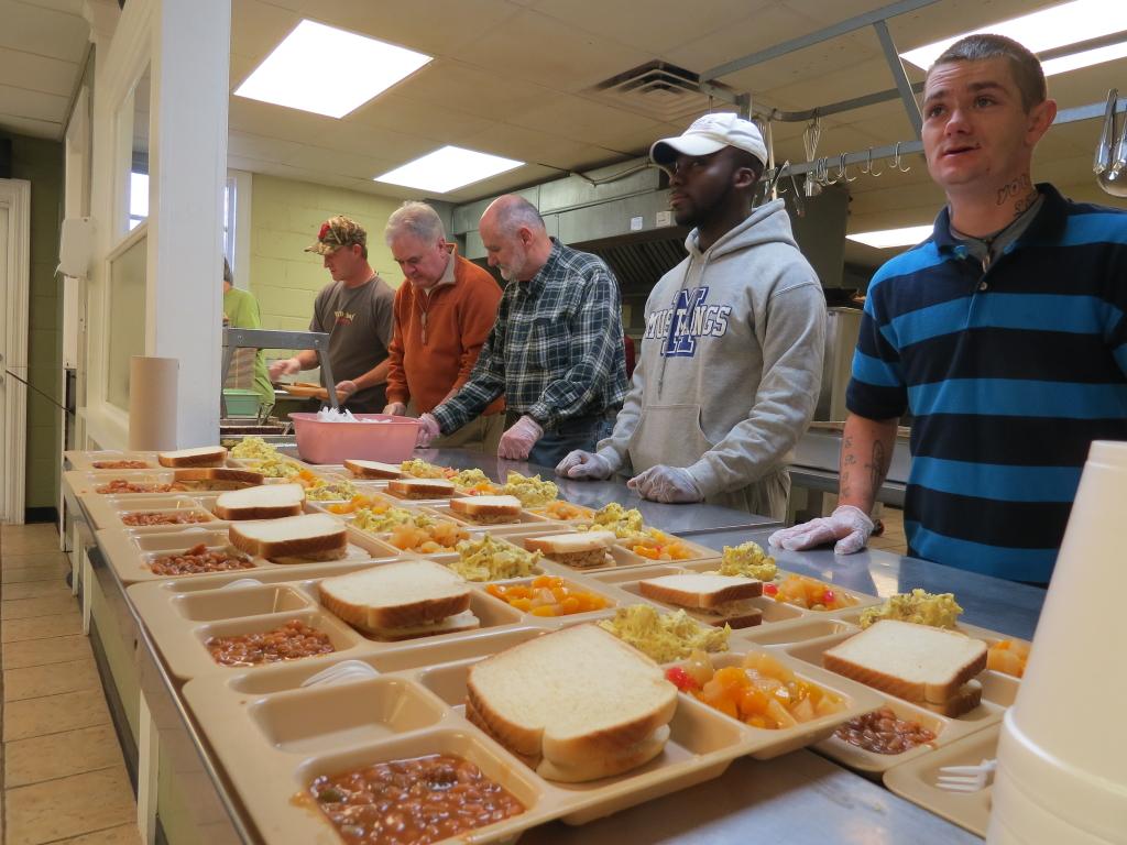 Meals Program Volunteers