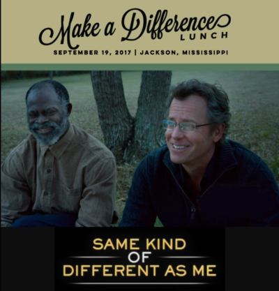 Make A Difference Lunch