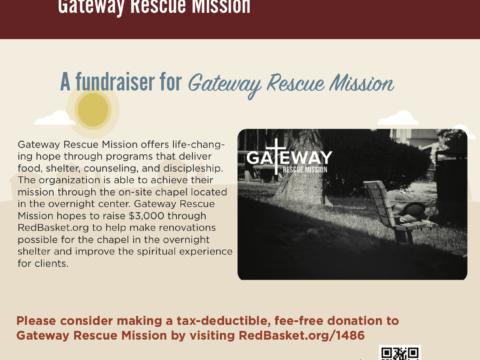 RedBasket Shelter Campaign