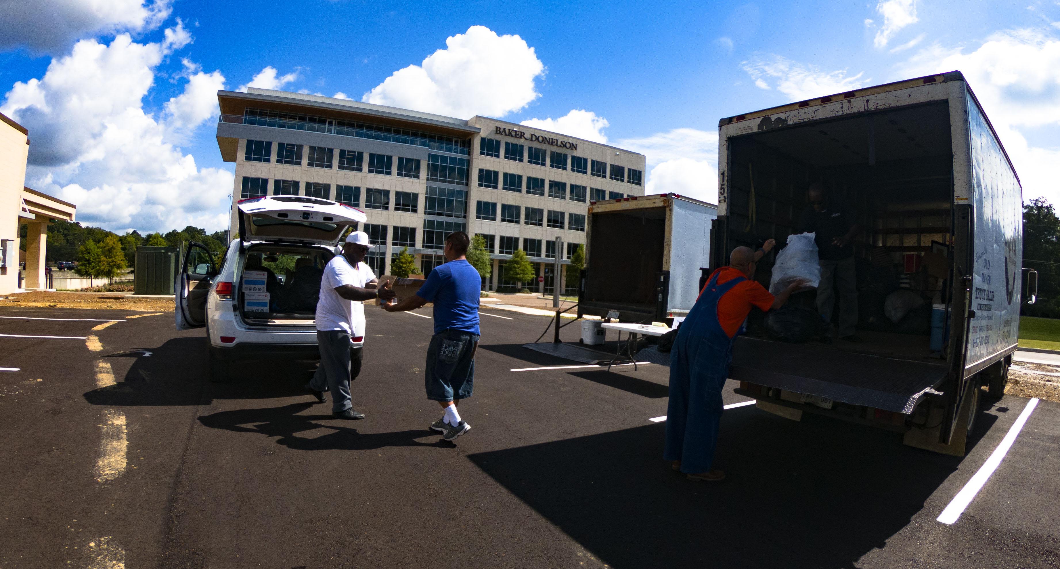 Loading Truck 2