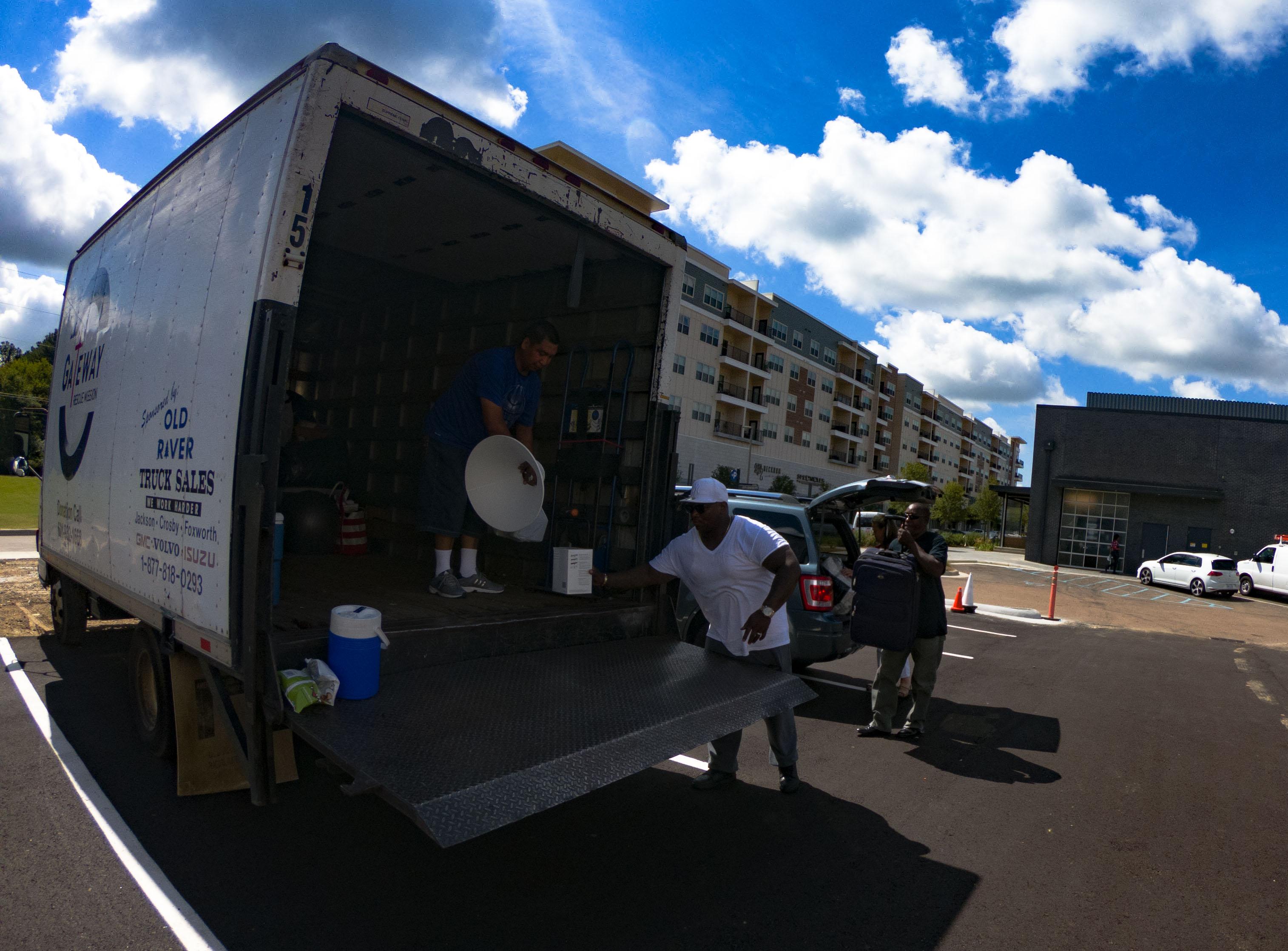 Loading Truck 1